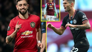 Photo of Man United, Chelsea and Leicester battle for Champions League, Watford and Aston Villa struggle for survival and all that's left to play for on the ultimate day of the 2019/20 season