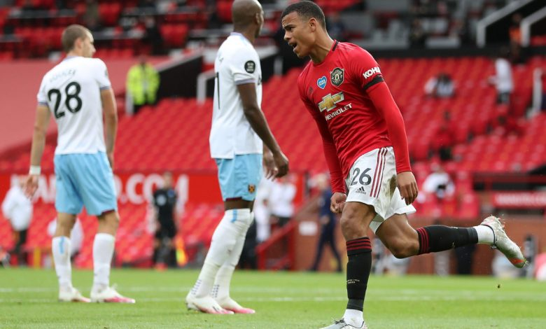Man United news LIVE: Mason Greenwood backed to get all-time Premier League goal record by legend, Jadon Sancho latest