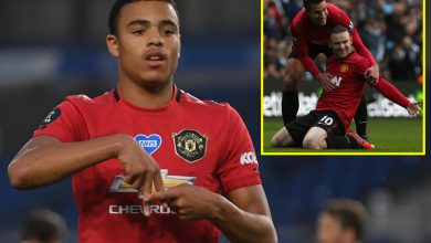 Photo of Mason Greenwood: 'Ruthless' ahead likened to Manchester United greats Rooney and Van Persie and shall be 'higher than Rashford'