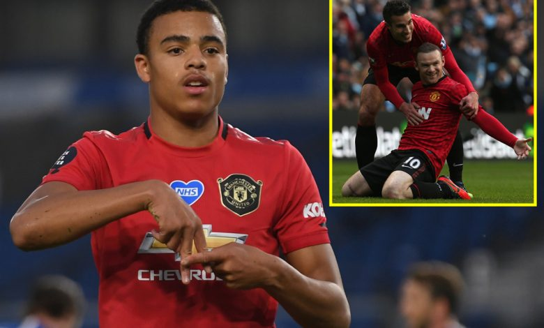 Mason Greenwood: 'Ruthless' forward likened to Manchester United greats Rooney and Van Persie and will be 'better than Rashford'