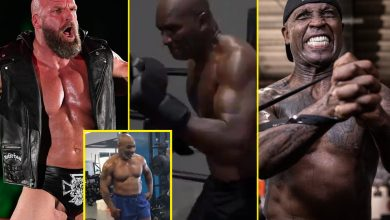 Photo of Mike Tyson isn't the one athlete over 50 trying good, as Evander Holyfield, Triple H and Nigel Benn all show age is only a quantity