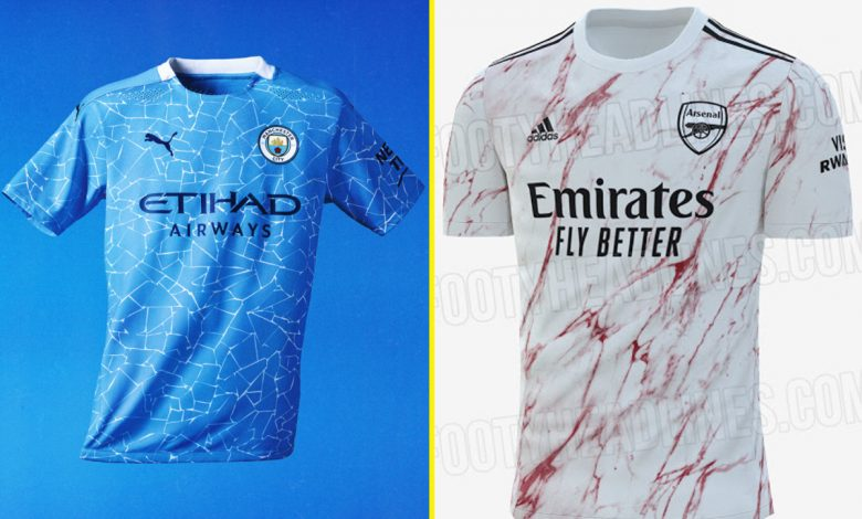 New Premier League kits: All confirmed and leaked shirt for next season – Man City release new strip, Chelsea home and away, and Liverpool's first Nike jersey