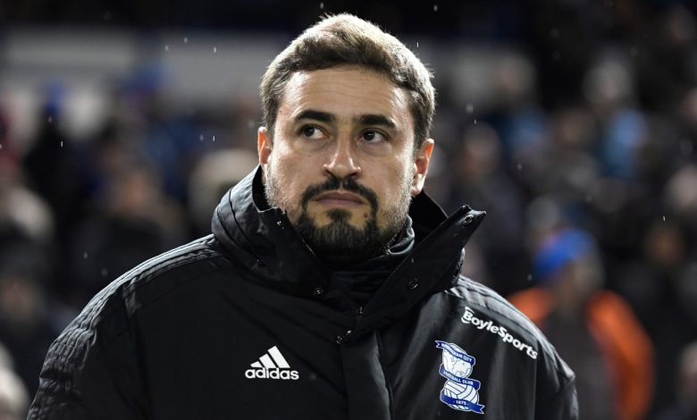Pep Clotet leaves Birmingham after losing to Swansea despite already agreeing to depart St Andrew's at end of the season