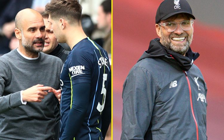 Premier League LIVE: Liverpool lead Brighton at half-time, Man City demolish Newcastle, Sheff United and Burnley win