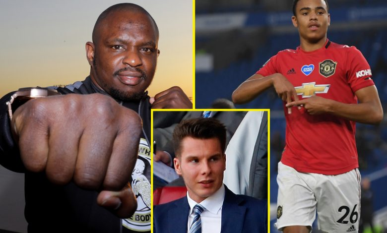 Premier League and sport news LIVE: Ex-Wigan chairman 'devastated' by administration, Man United wonderkid Greenwood back for stardom, Dillian Whyte exclusive