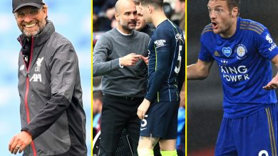 Photo of Premier League and sports activities information LIVE: Arteta fumes at Vardy let-off after Arsenal draw, Klopp hails departing Liverpool 'legend', Guardiola casts doubt over Stones' Man Metropolis future