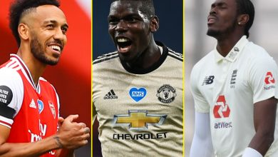 Photo of Premier League and sports activities information LIVE: Pogba to signal five-year Manchester United contract, Arsenal captain Aubameyang hits out at VAR, Jofra Archer axed by England over breach
