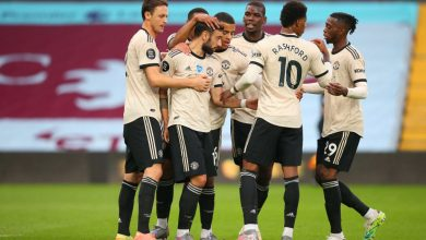 Photo of Sports activities information LIVE: Man United making mild work of Aston Villa, Leeds thrash Stoke Metropolis 5-0, Chelsea's Havertz swoop
