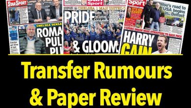 Photo of Switch information and soccer gossip: Arsenal step up chase for £40million-rated wonderkid, Manchester United advised to pay £115m for Jadon Sancho, Leicester establish Chilwell alternative