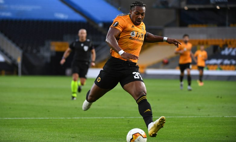 'He's got big arms, he can get away with it!' – Wolves captain Conor Coady explains why Adama Traore lathered himself in oil during Olympiacos clash