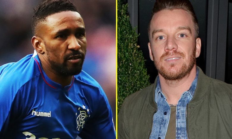 'I laughed!' – Jermain Defoe responds to Jamie O'Hara's controversial claim Bournemouth is 'a bigger job' than Rangers statement