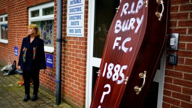 Photo of Bury announce intention to reapply for Nationwide League place in weird assertion which assaults the BBC over the Proms, quotes Voltaire and criticises licence payment determination