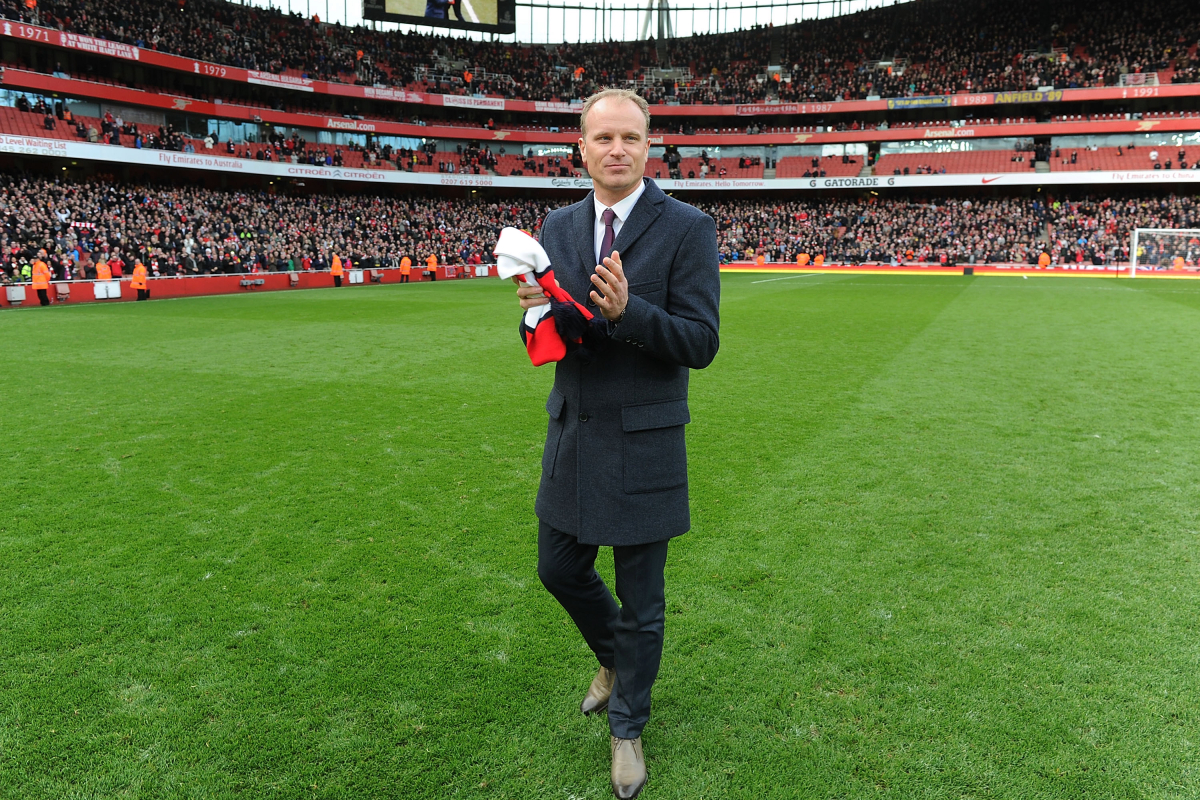 Dennis Bergkamp's 'ideal' job would be at Arsenal as he is 'really interested' in Mikel Arteta