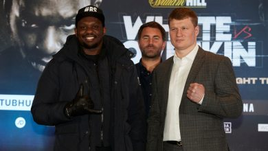 Photo of Dillian Whyte vs Alexander Povetkin LIVE: UK begin time, full combat card and ring stroll for TONIGHT'S heavyweight conflict