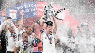 Photo of Fulham promoted to the Premier League as Joe Bryan's extra-time double downs Brentford in Championship play-off last