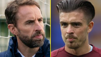 Photo of Gareth Southgate's newest Jack Grealish snub 'is private' claims Lee Hendrie, who reveals he 'didn't get on' with England boss at Aston Villa