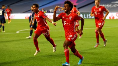 Photo of Kingsley Coman's unbelievable record of honours as he helps Bayern Munich win the Champions League