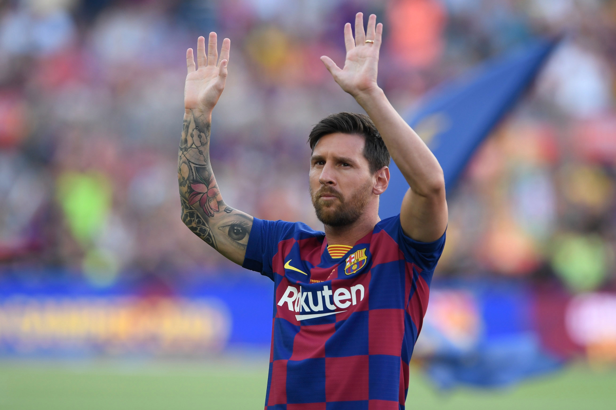 Lionel Messi latest: Man City ready to pay Barcelona superstar eye-watering wages in deal which would see him join sister club New York City in 2023