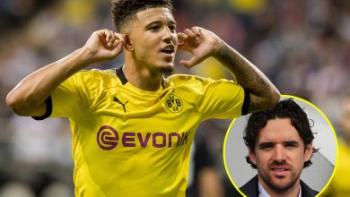 Photo of Owen Hargreaves urges Manchester United to get Jadon Sancho deal carried out and says Dortmund ace could make influence like Bruno Fernandes