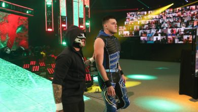 Photo of Rey Mysterio's son Dominik places in superb efficiency on WWE debut in shedding effort to Seth Rollins at SummerSlam