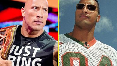 Photo of The Rock by no means wished to develop into WWE legend and Hollywood celebrity – he wished to play within the NFL and practically did
