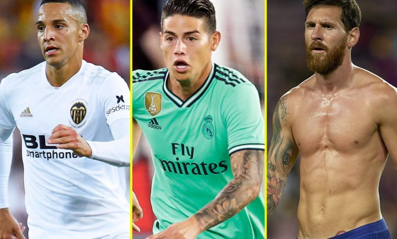 Transfer news LIVE: Barcelona chief responds to Messi bombshell, Man City could swap Garcia for Koulibaly, Everton want Rodriguez, Leeds' record move