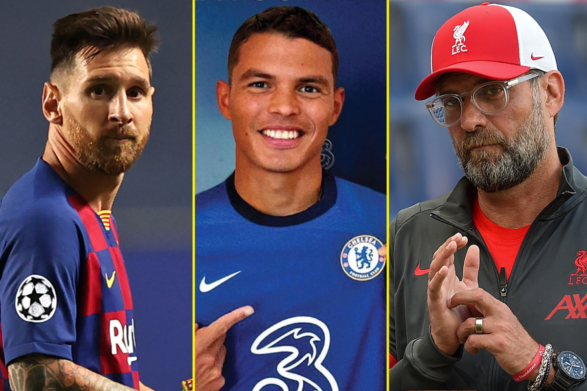 Transfer news LIVE: Chelsea confirm Silva signing, Klopp on Messi to Liverpool, Guardiola speaks to Barcelona superstar, Palace sign Eze