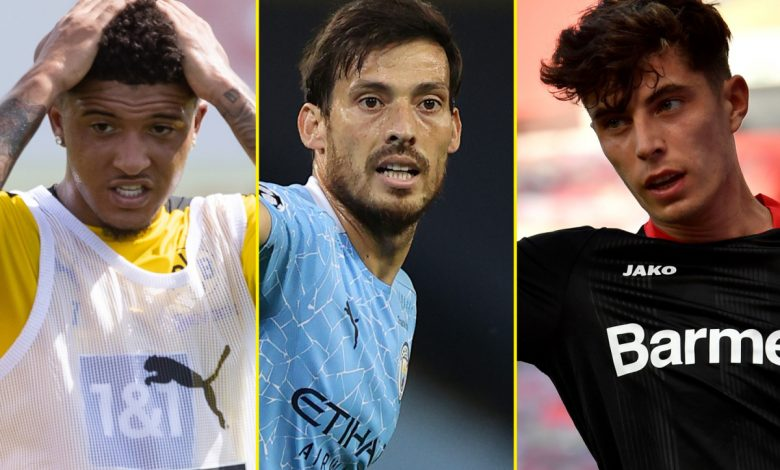 Transfer news LIVE: Dortmund make last-ditch attempt to keep Sancho from Man United, Chelsea get warning over Havertz, Silva to join Lazio
