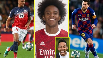 Photo of Switch information LIVE: Leeds warned off Rangers star, Man United combat Arsenal for Gabriel, Messi drops Barcelona bombshell, Willian in Aubameyang plea