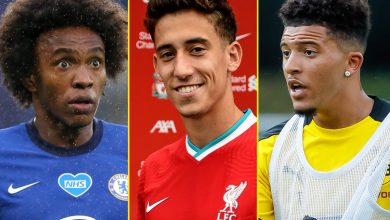 Photo of Switch information LIVE: Liverpool signal Tsimikas, Man United blow with Jadon Sancho assertion from Dortmund, Willian 'completes Arsenal medical'