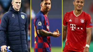 Photo of Switch information LIVE: Man Metropolis favourites to signal Lionel Messi, Joe Hart present process Tottenham medical, Liverpool agree Thiago deal, Dybala to Spurs or Manchester United
