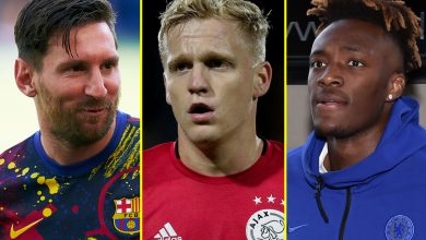 Photo of Switch information LIVE: Man United closing in on £35million Van de Beek signing, Tottenham goal Josh King after Doherty deal, Man Metropolis should pay Messi clause