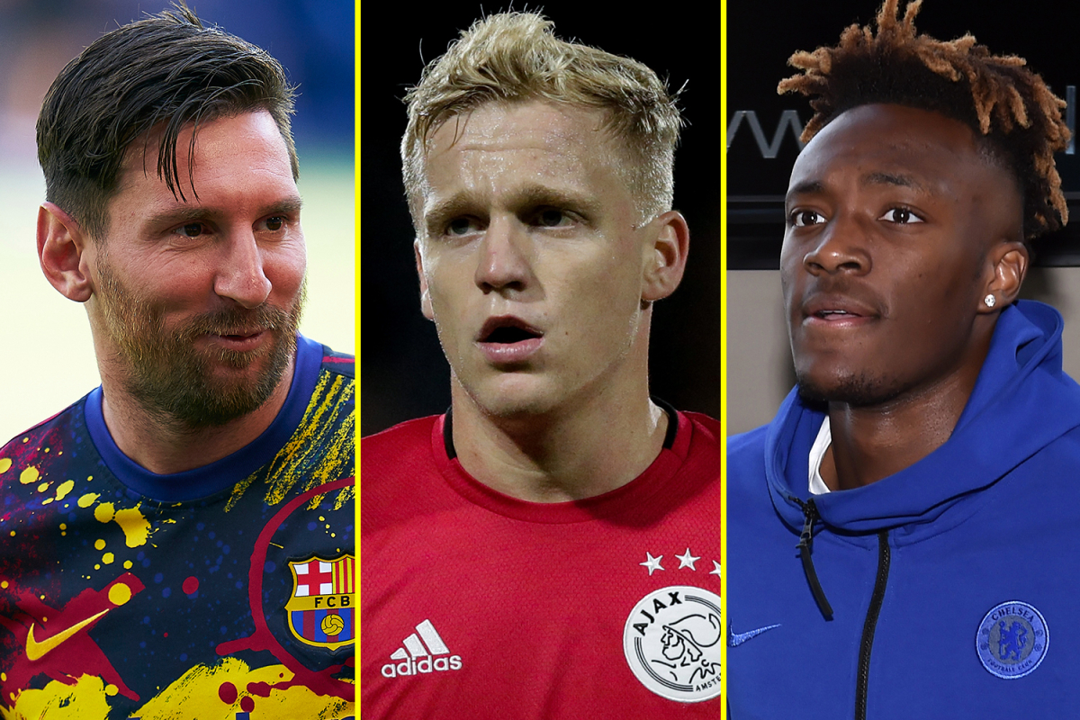Transfer news LIVE: Tottenham sign Wolves defender Doherty, LaLiga release statement on Messi's Barcelona release clause, Ajax ace eyed by Manchester United