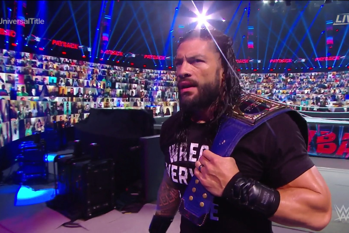 WWE fans love what Roman Reigns did in his first appearance as a heel at Payback