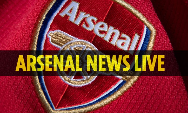 Arsenal transfer news live: Aubameyang teases contract announcement, West Ham's £5m loan bid for Holding