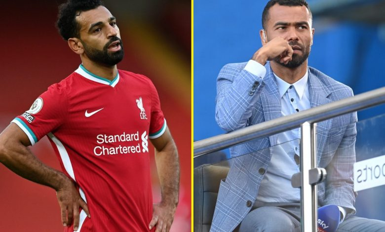Ashley Cole jokes Chelsea defenders should 'PUNCH' Mo Salah to stop him as Blues legend praises Liverpool star he used to play with