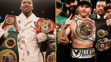 Photo of Boxing schedule 2020: All main upcoming fights and outcomes together with Canelo Alvarez, Anthony Joshua and Mike Tyson exhibition date