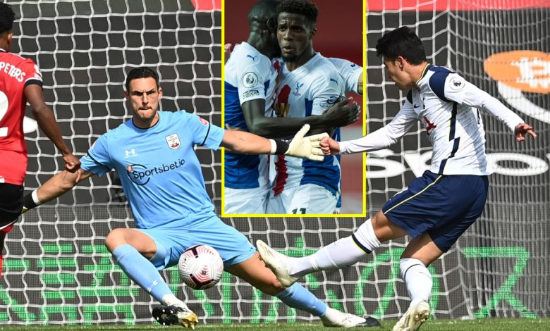 Goals galore, angry Jurgen Klopp, Wilfried Zaha's revenge and more things we loved from the Premier League this weekend