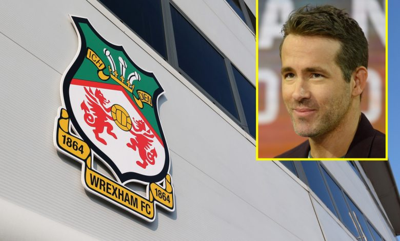 Hollywood stars Ryan Reynolds and Rob McElhenney interested in buying National League club Wrexham