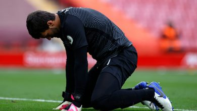 Photo of Liverpool could possibly be with out Thiago Alcantara and Alisson Becker for Arsenal recreation as Jurgen Klopp sweats on harm of duo
