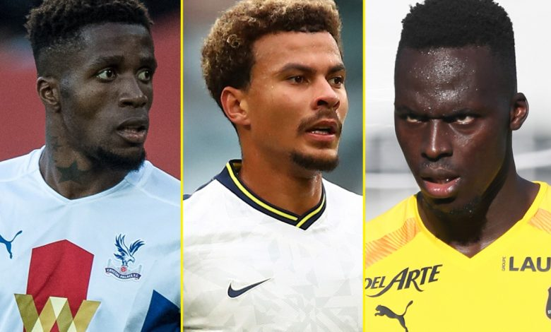 Transfer news LIVE: Alli backed for PSG move as Tottenham eye Lingard, Hodgson has 'no idea' if Zaha will stay at Crystal Palace, Chelsea to confirm Mendy deal