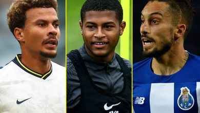 Photo of Switch information LIVE: Arsenal full keeper signing, Palace bid for Liverpool's Brewster 'complete fabrication', Tottenham's Alli 'not on the market', Manchester United received't pay Telles asking value