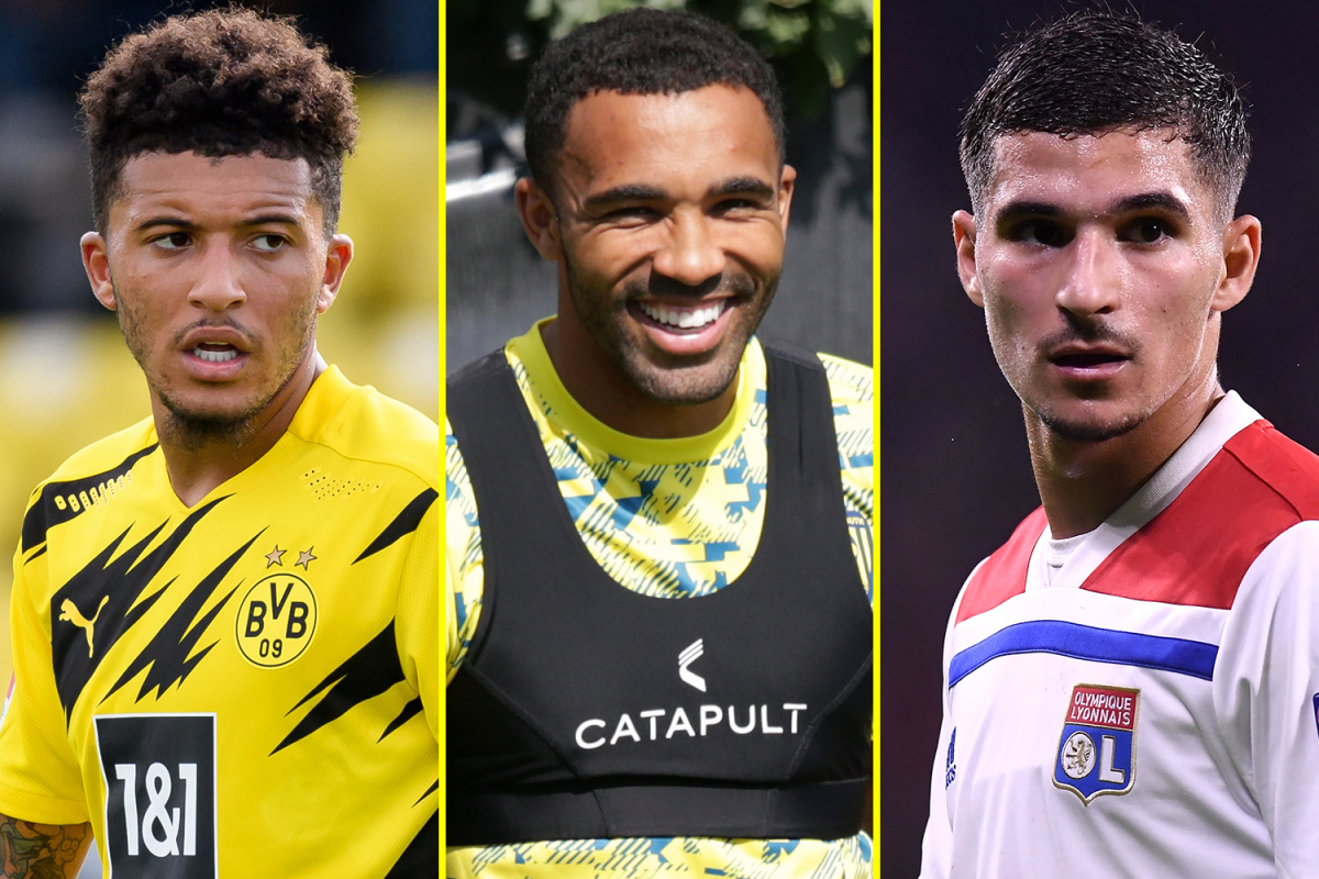 Transfer news LIVE: Bournemouth accept £20m offer from Newcastle for Wilson, Arsenal fail with Aouar bid, Jadon Sancho boost