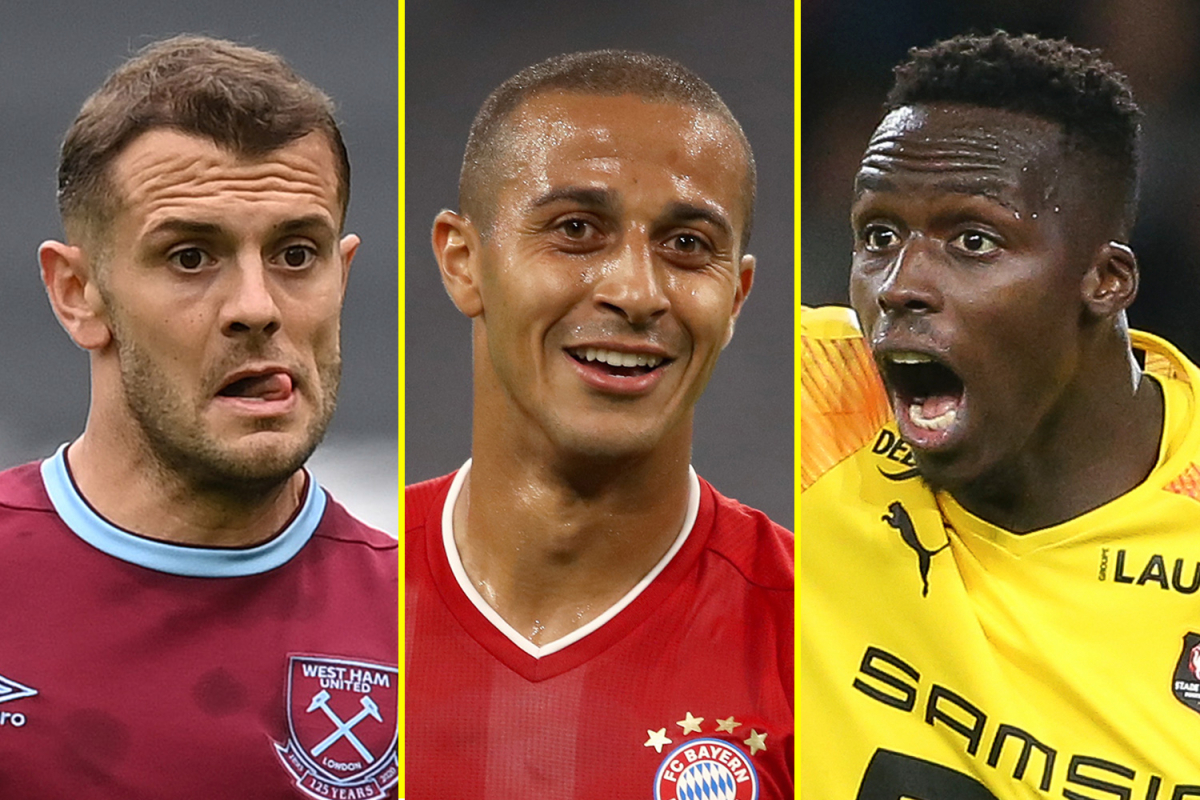 Transfer news LIVE: Chelsea could sign Mendy today, Klopp on Thiago to Liverpool, Leeds signing urged, Wilshere from West Ham to Bournemouth?
