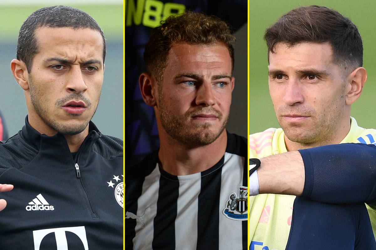Transfer news LIVE: Chelsea signings make debuts, Man United target nets for Wolves, Liverpool 'annoy' Bayern over Thiago pursuit, Martinez from Arsenal to Aston Villa close