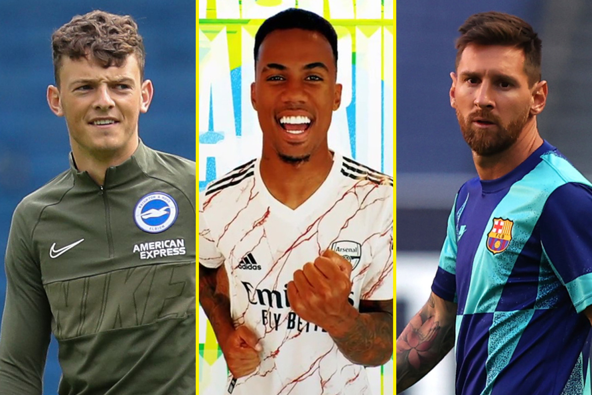 Transfer news LIVE: Messi agrees five-year contract with Man City worth £623m, Rodriguez set for Everton move, PSG confident of landing Arsenal ace Bellerin