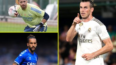 Photo of Switch information LIVE: Tottenham near touchdown Bale and Actual Madrid teammate, Aston Villa double deal, Everton to promote former Arsenal pair Iwobi and Walcott