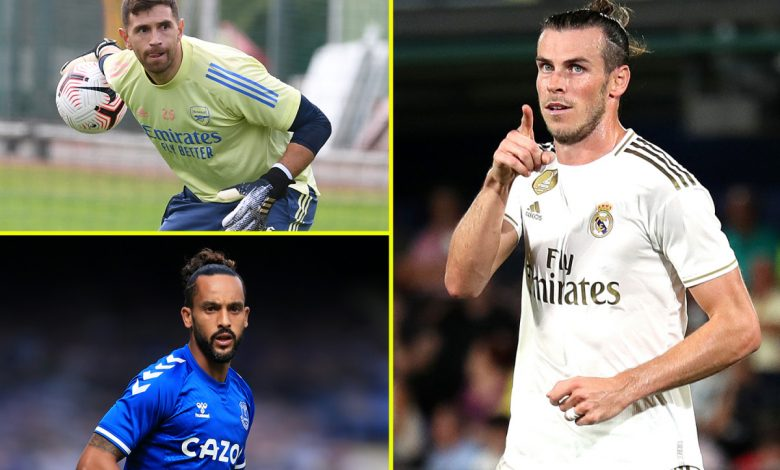 Transfer news LIVE: Tottenham close to landing Bale and Real Madrid teammate, Aston Villa double deal, Everton to sell former Arsenal pair Iwobi and Walcott