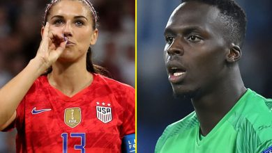 Photo of Switch information LIVE: Tottenham signal USA celebrity Alex Morgan, Mendy to Chelsea '100% performed' with Rice subsequent, Man United not giving up on Sancho
