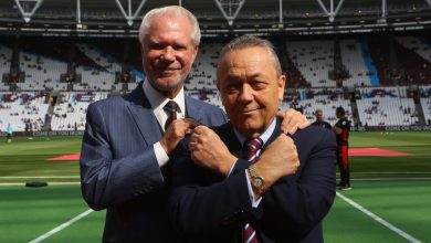 Photo of West Ham takeover: 'Tentative enquiry' made to purchase Hammers however no bid submitted as Gold and Sullivan don't plan to promote up